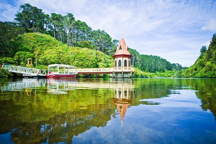 Zealandia, New Zealand