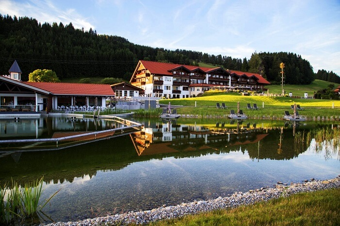Alpen Resort Hotel, Switzerland