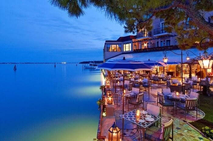 Oro Restaurant, Venice