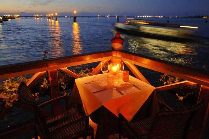 Ristorante Algiubagio Venezia