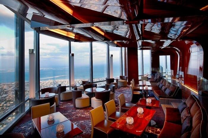 At.Mosphere, Burj Khalifa