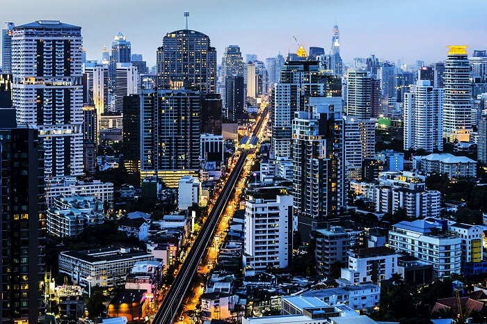 Sukhumvit in Bangkok