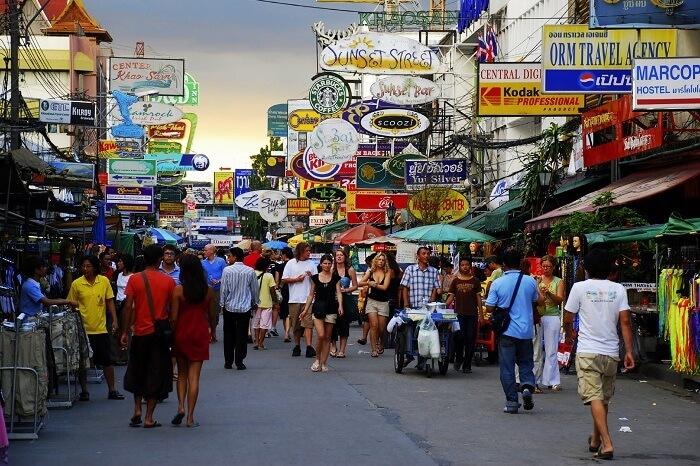Banglamphu Bangkok