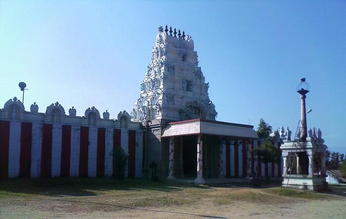 Palamalai Ranganathar Temple Coimbatore