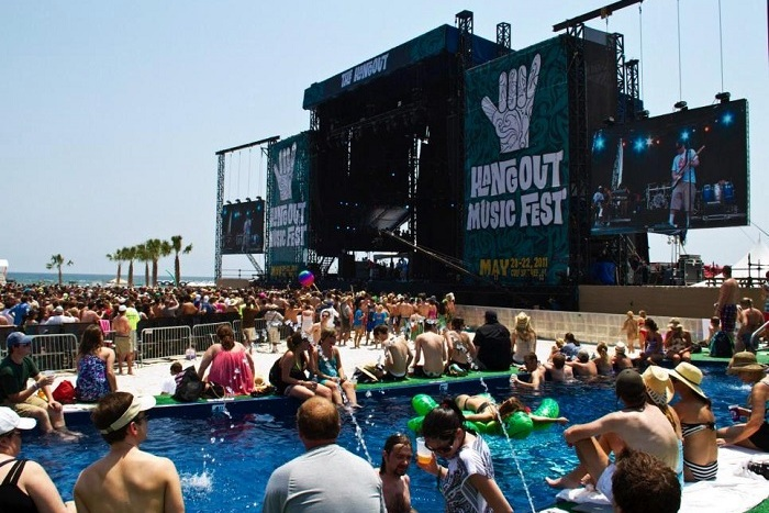 The Hangout Music Festival, Alabama
