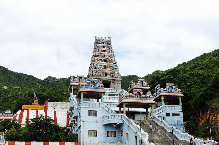 Arulmigu Maruthamalai Murugan Temple Coimbatore