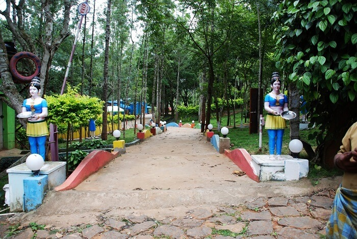Botanical Garden Kolli Hills