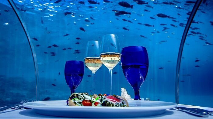 6 Underwater Restaurants In Maldives You Can't Afford To Miss