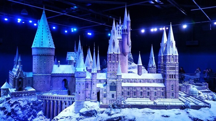 Hogwarts in the Snow, London