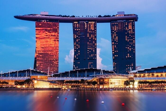 Singapore free wifi