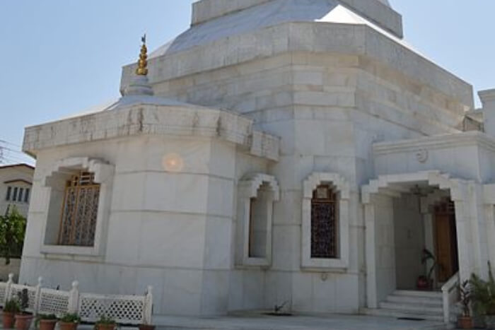 Ashram View