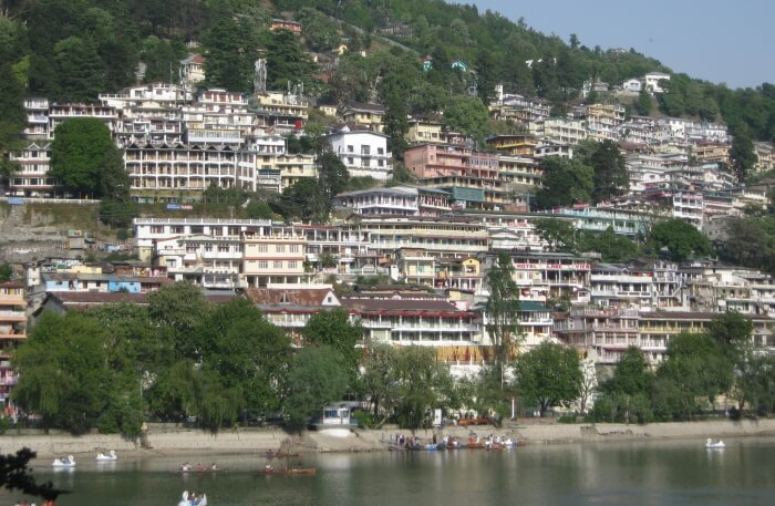 Best Time For Camping In Nainital