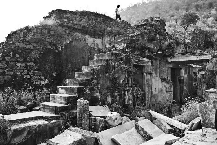 Bhangarh Fort near Alwar
