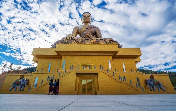 Buddha Dordenma in Bhutan