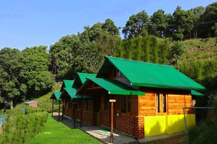 stay at Camp Mehi when camping in nainital