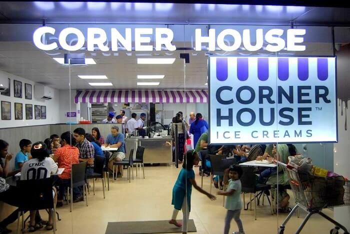 Corner House Koramangala