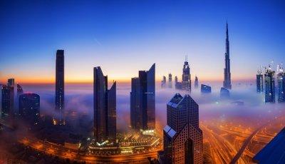 Dubai in Winter