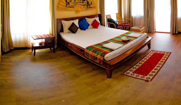 rooms in meghalaya