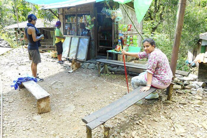 tea stalls in meghalaya