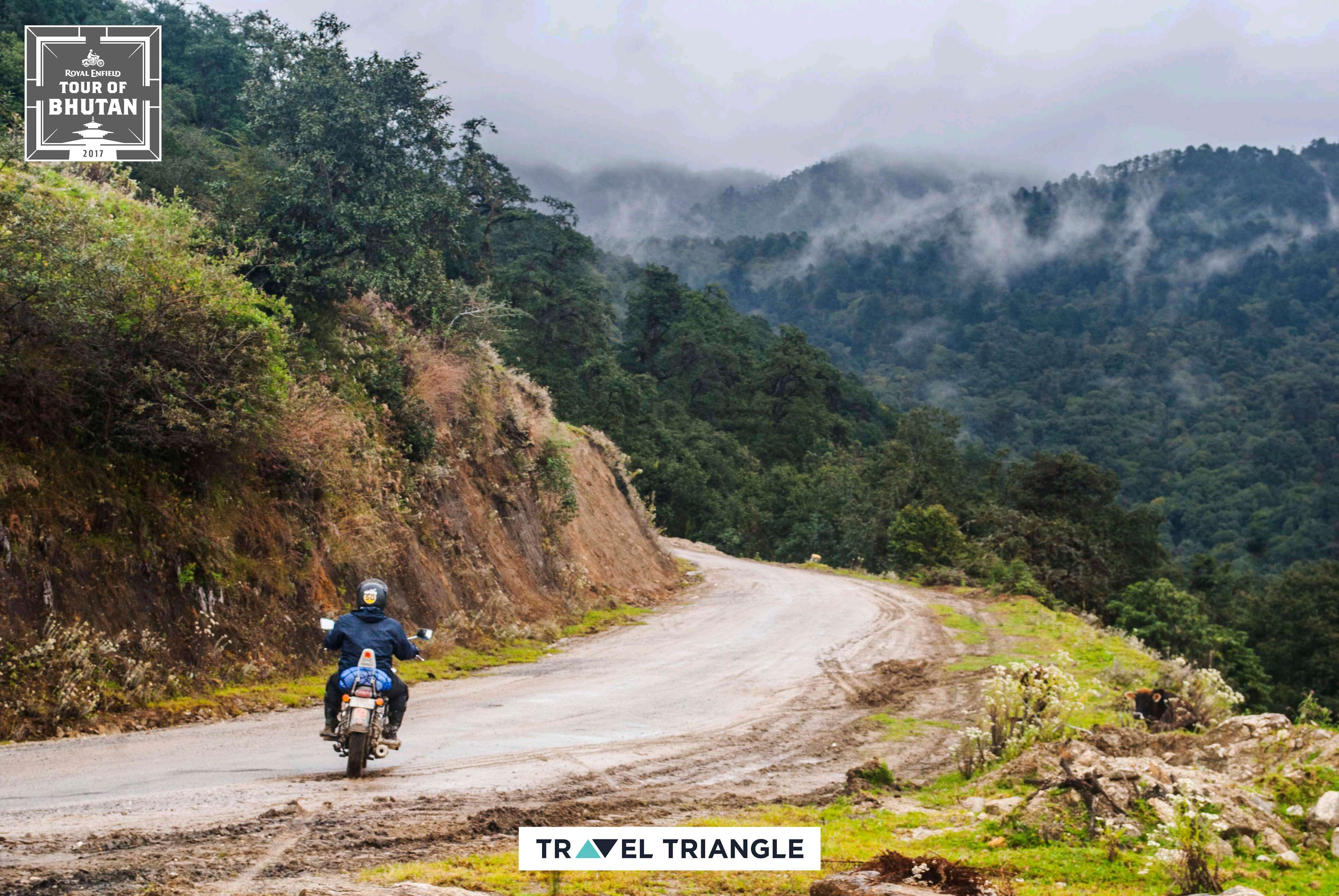 royal enfield india bhutan road trip: the trip ends