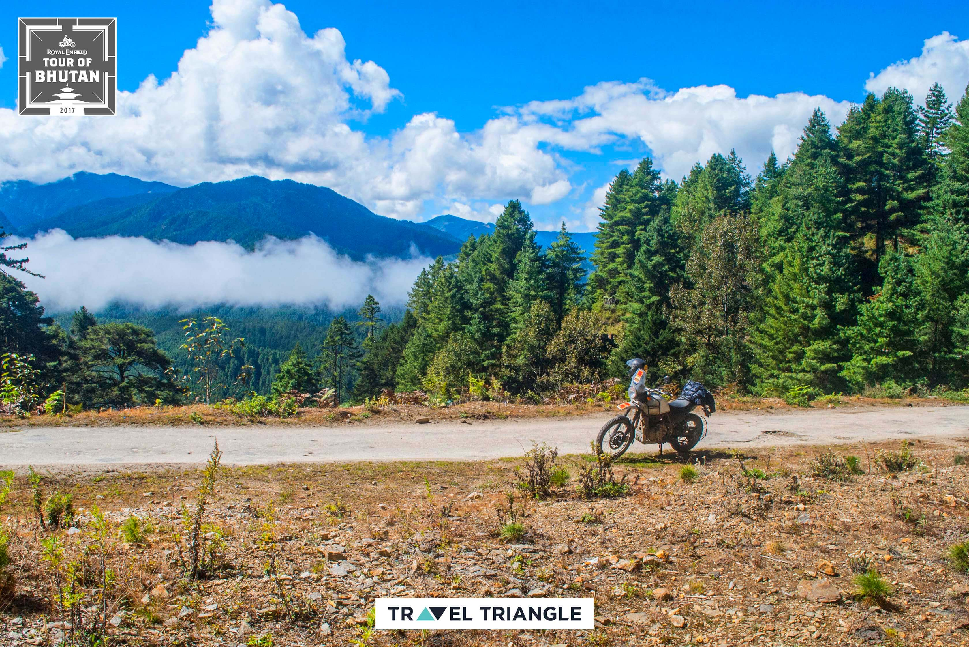 Bumthang to Mongar: the hilly roads to mongar