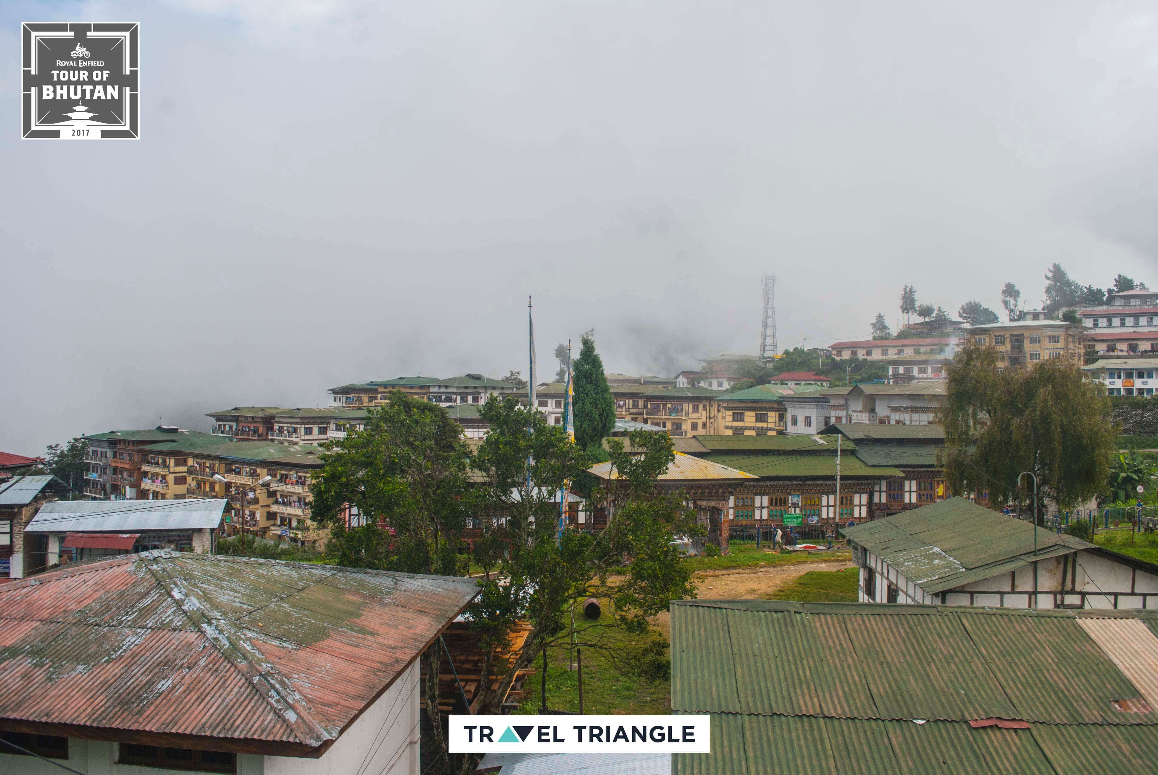Mongar to Trashigang: the city