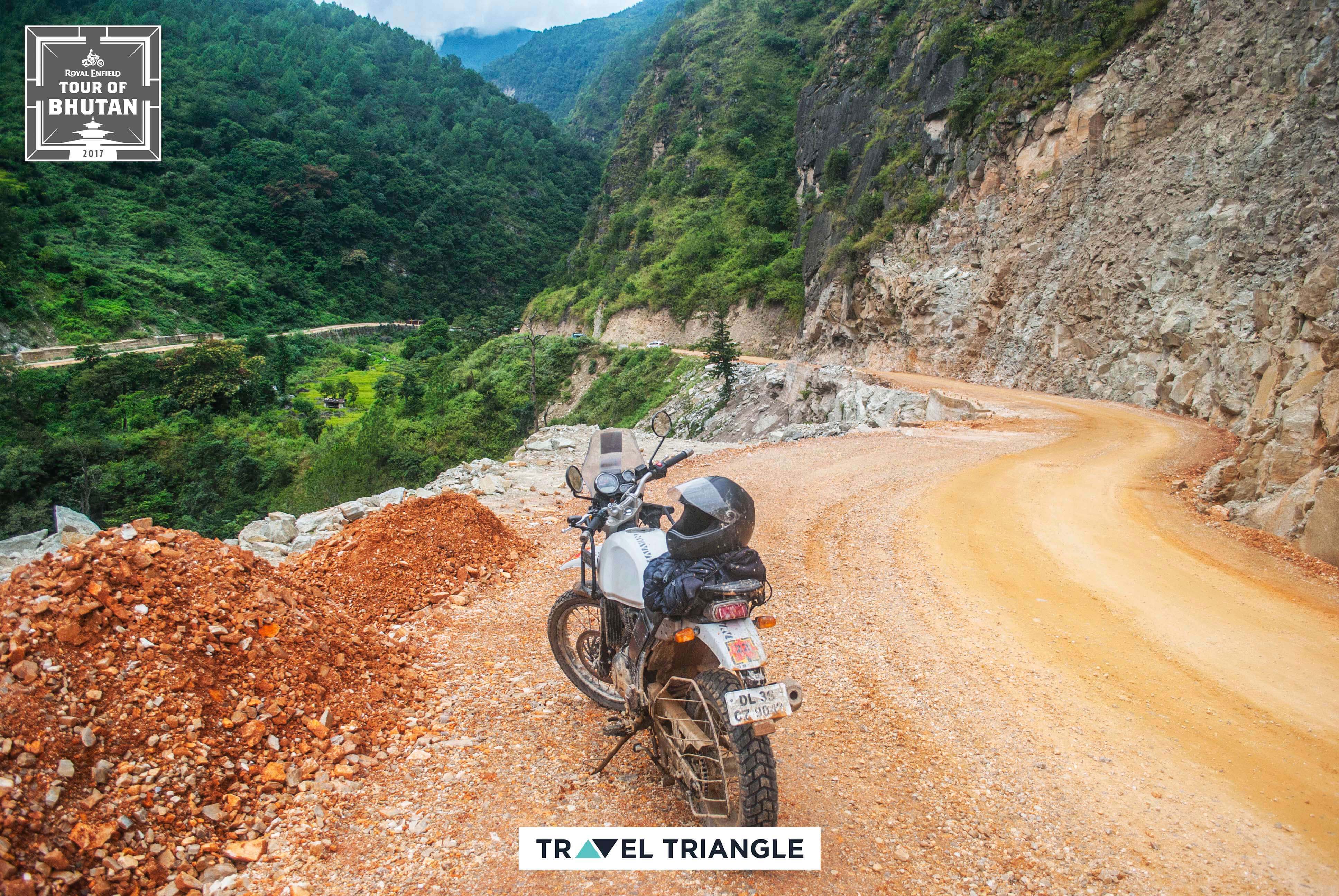 Mongar to Trashigang: a lone bike