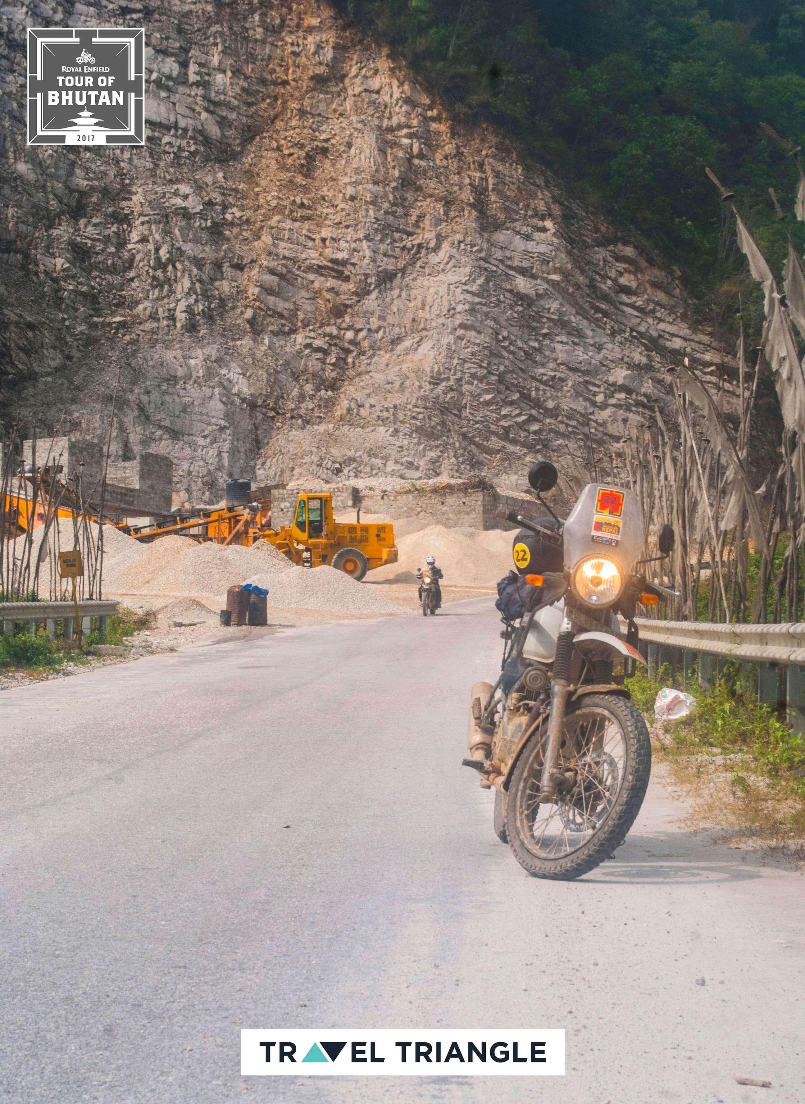 Trashigang to Samdrup Jongkhar: a bike in the hills