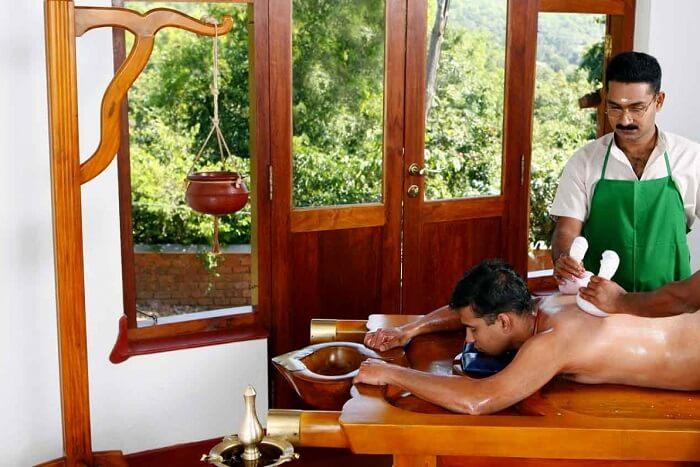 Enjoy A Relaxing Massage in gokarna