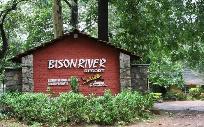 Entry for Bison River Resort in Dandeli