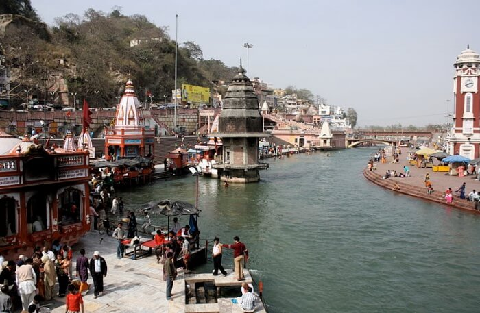 Ghat View