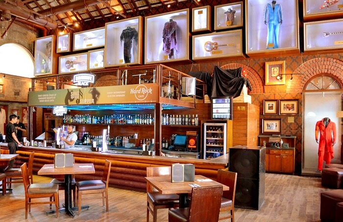 Hard Rock Cafe Bangalore