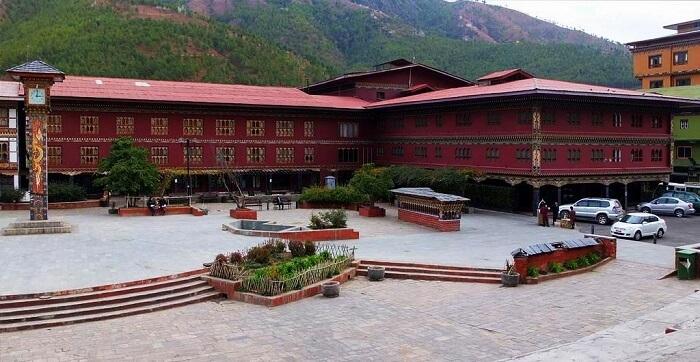 Hotel Druk Thimphu in Bhutan