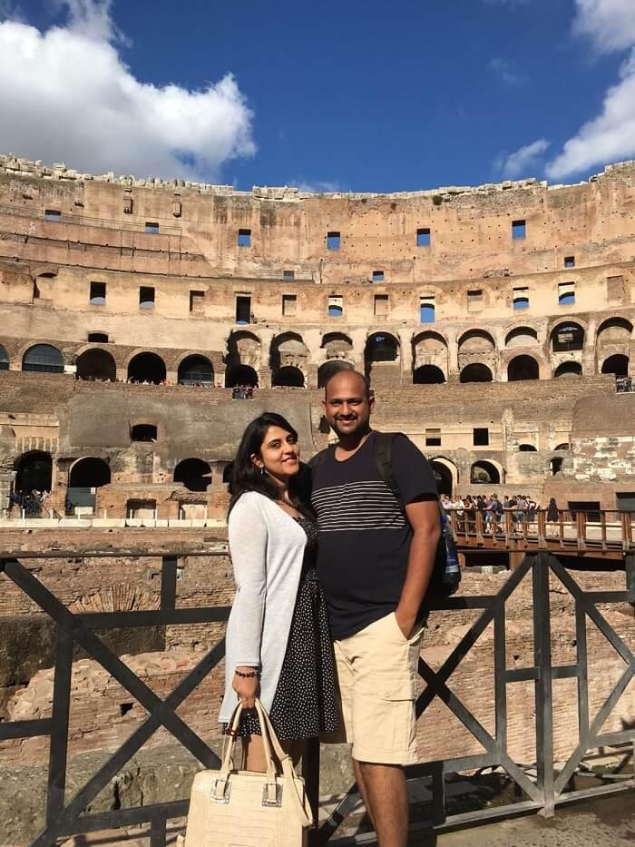 rome famous monuments