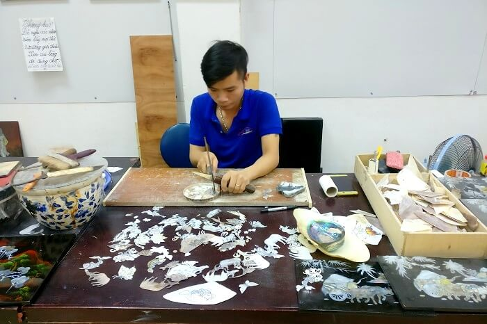 craft work in hanoi