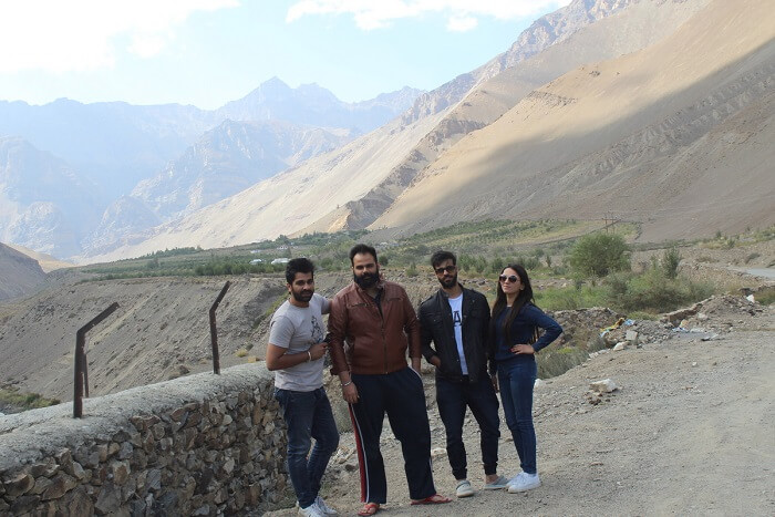 landscapes of spiti - puneet trip