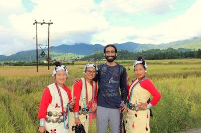 trip to ziro