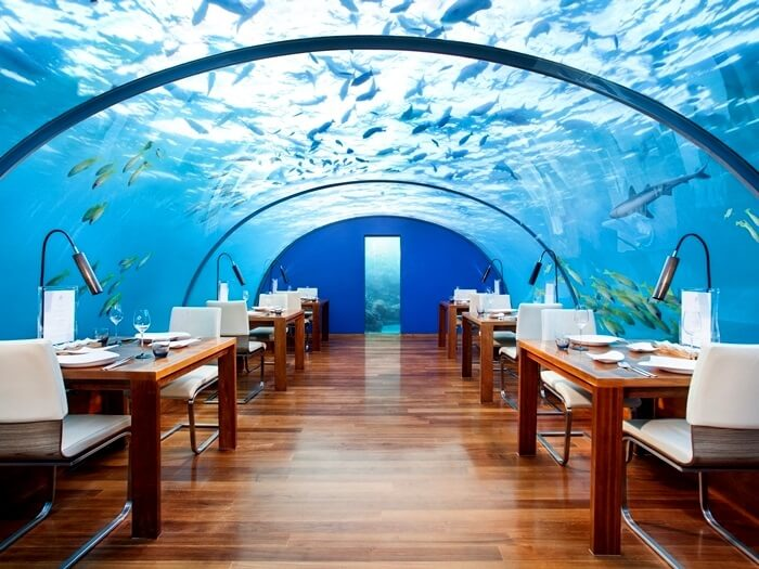 ithaa undersea maldives