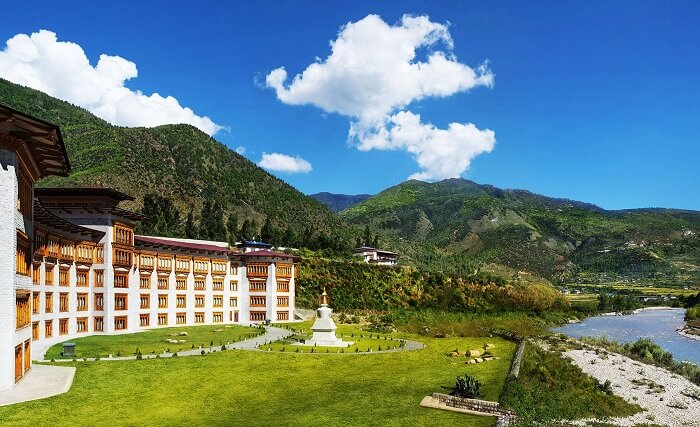 Le Méridien Paro, Riverfront in Bhutan