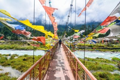 solo trip to sikkim