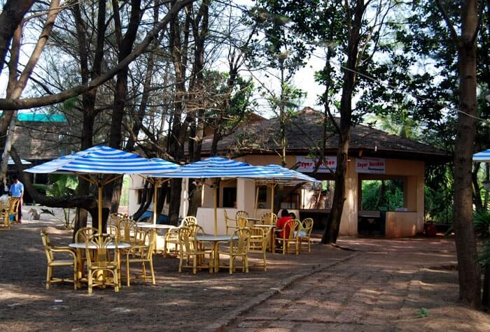 MTDC Tarkarli Resort