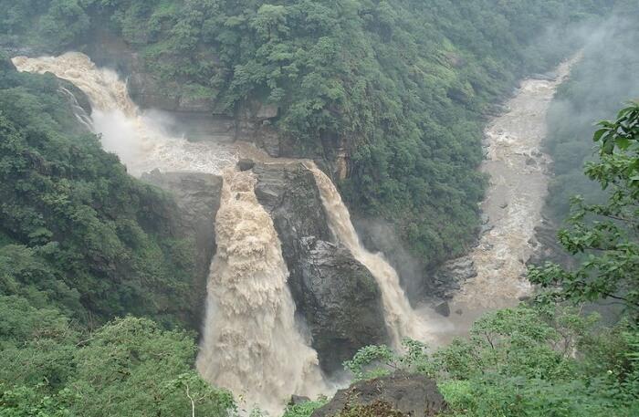 Magod Falls View