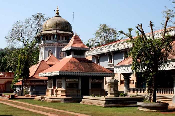 visit Mahalasa Temple in goa