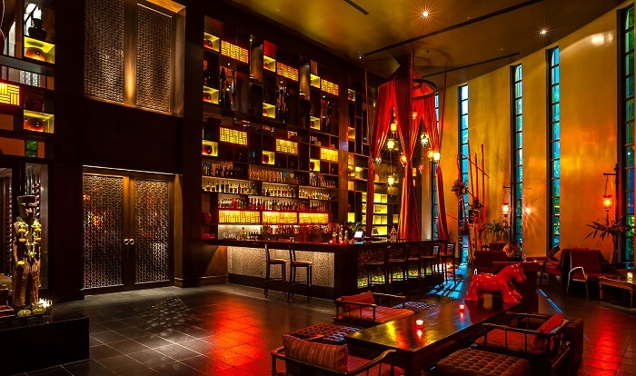 Mantra restaurant and bar pattaya