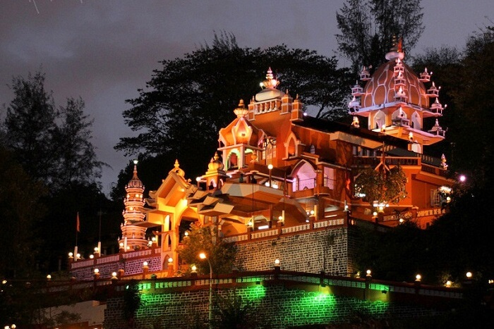 visit Maruti Temple in goa