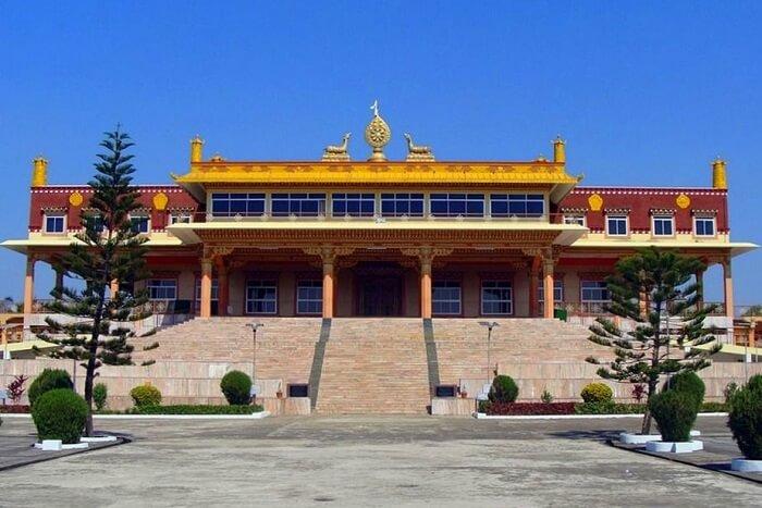 visit Mini Tibet in dandeli