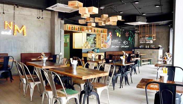 Nasi and Mee Asian Canteen