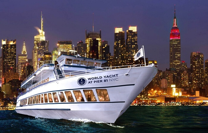 New York Dinner Cruises