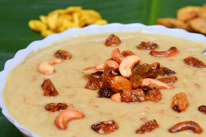 Kerala cuisine 20 dishes to try on your next trip delight yourself with a bowl of sweet and savoury palada payasam forumfinder Gallery
