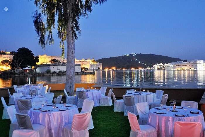 dine at Raas Leela, one of the best restaurants in udaipur